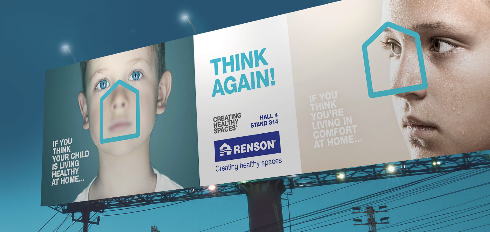 Renson billboard