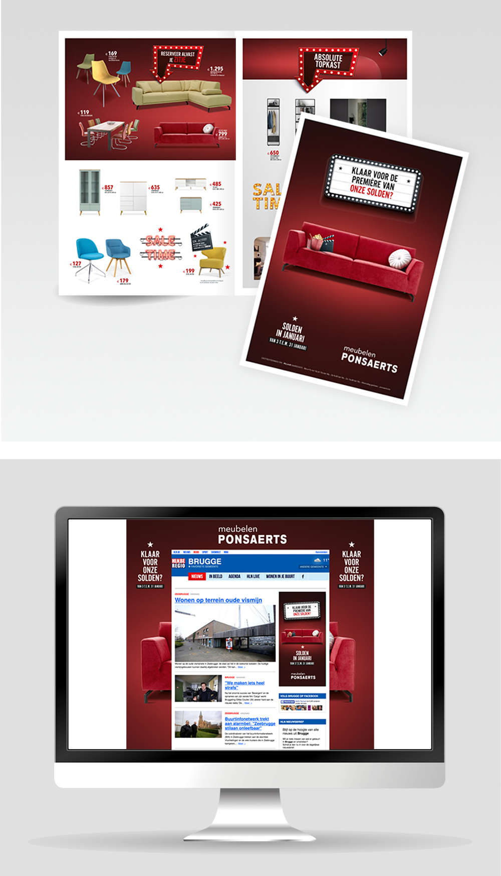 Online campagne Ponsaerts