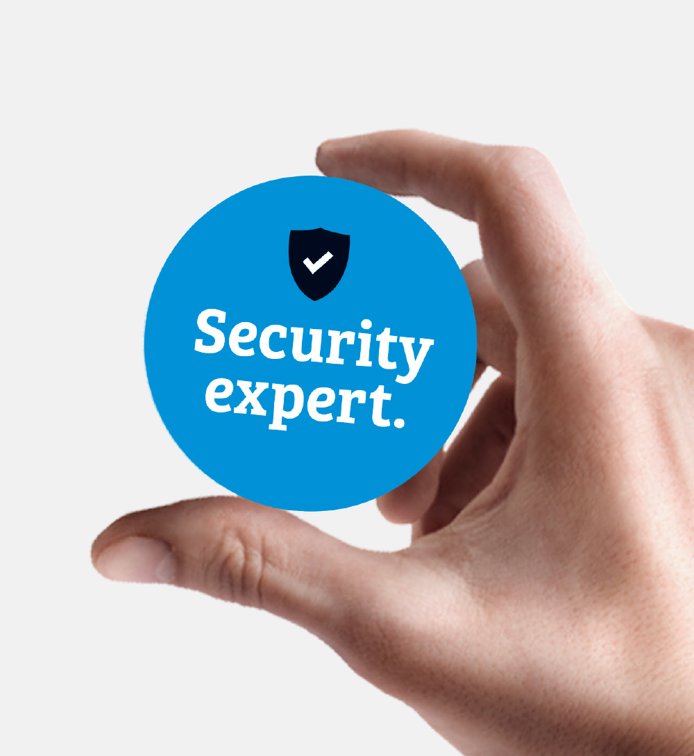 Logo Security Expert