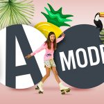 A-Mode lentecollectie