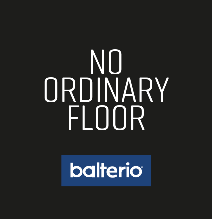 No ordinary floor